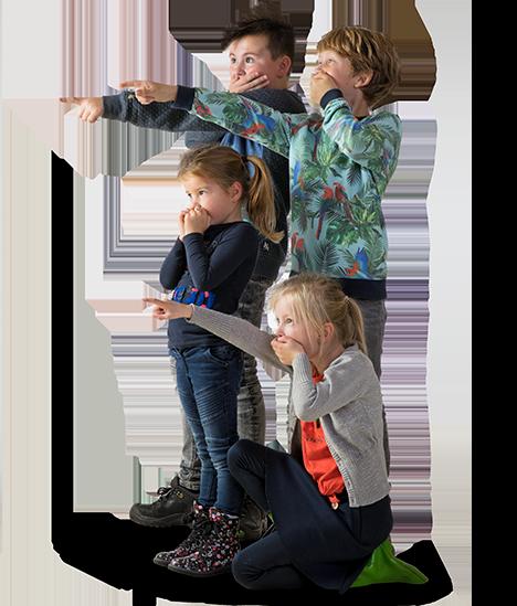 Buitenschoolse opvang (4 - 13 jaar)